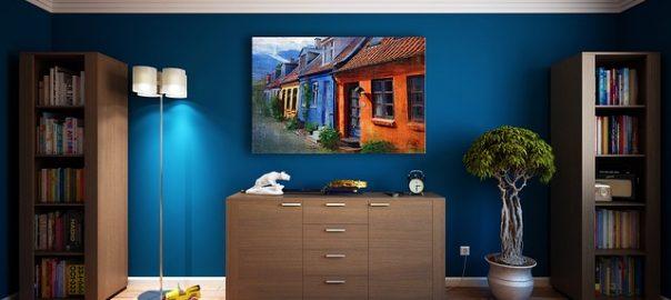 Come scegliere tra le pitture murali per rinnovare le for Arredare casa economicamente
